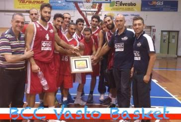 La Bcc Vasto Basket conquista anche il quadrangolare di Giulianova