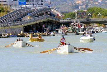 Regata Gonfaloni, a Pescara terzo posto per l'equipaggio di Vasto