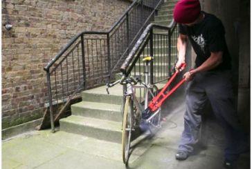 Francavilla, denunciato ladro di biciclette