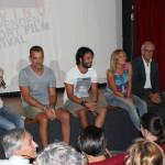 La presentazione al Bovino Film Festival (foto da tvscatolamagica.blogspot.it)