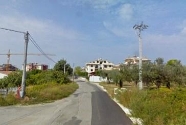 Vasto, Via San Rocco si collegherà con il Parco Moscato