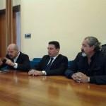 CONFERENZA STAMPA FRATELLI D'ITALIA PROVINCIA