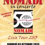 Nomadi tour