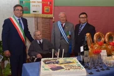 I 100 anni di nonno Giuseppe a Pollutri