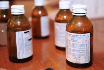 Flaconi di metadone sequestrati a un 55enne di Lanciano