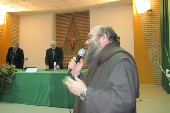 1 . Il saluto di Padre Stivaletta