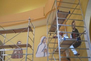 La chiesa di San Marco si arricchisce di 14 mosaici artistici