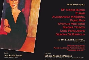 La vastese Alessandra Madonna espone e relaziona in quel di Paola (Cs)