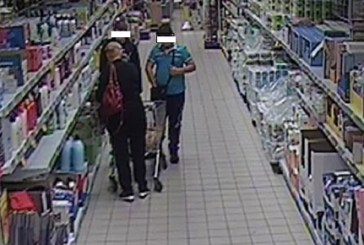 Donna albanese con i due figli minori sorpresi a rubare in un supermercato di Vasto