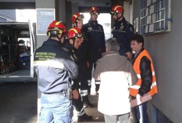 All'Agenzia delle entrate prove di evacuzione