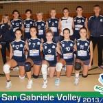 BCC San Gabriele Volley Vasto, Serie C, 2013-2014
