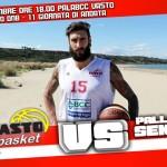 BCC Vasto Basket, locandina per gara interna 15 dic 13
