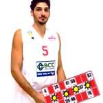 Gianluca Di Carmine, BCC Vasto Basket, 2013-2014