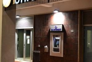 Rapina all'Unicredit di corso Mazzini