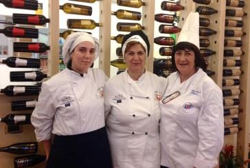 """La chef Alba Marte apre la rassegna  """"I percorsi del gusto: A cena con le Lady Chef"""