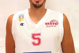 DnB, Bcc Vasto Basket: a Palestrina per continuare a volare alto