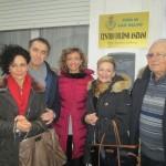 da six: Chiara Labrozzi, Angelo Labrozzi, Tiziana Magnacca, Antonietta Labrozzi e Nicola  Farina