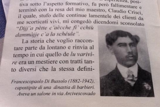 Il nonno Francescopaolo