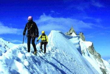 Il Monte Bianco è diventato più alto