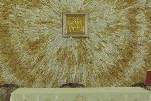 Nuovo mosaico per la chiesa di San Marco