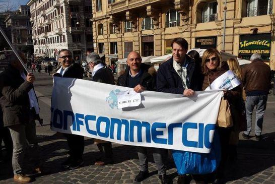 manifestazione PMI Roma_2