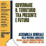 Assemblea UPI Abruzzo 7 marzo 2014 - Programma