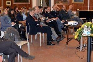 Tossicodipendenze e società, ieri l'incontro a Palazzo d'Avalos