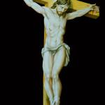 Cristo crocifisso (200x120 cm)