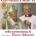 Giovanni Paolo II nella testimonianza di Piero Marini - 29.04.2014