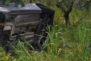 Incidente sulla provinciale che collega Vasto e San Salvo