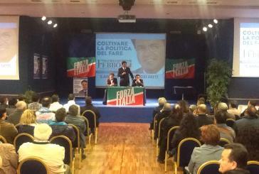 Tanta gente al Palace per Mauro Febbo e Fabrizio Di Stefano