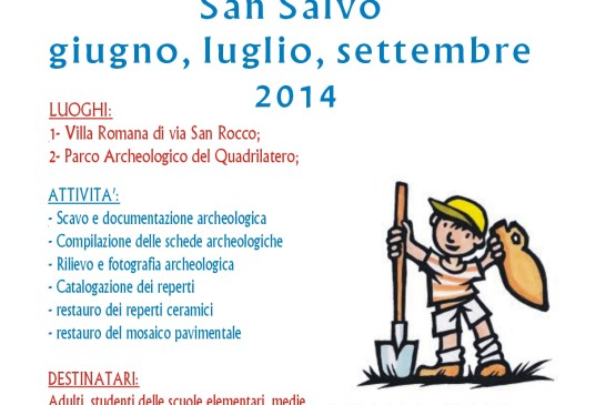 2014 locandina campo scuola WEB