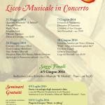 Concerti Primo Vere