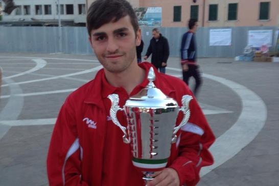 Lorenzo Labrozzi, Vasto Marina Juniores d'Elite, 1° mag 14