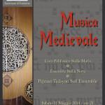 Musica Medievale Stella Maris 2014_locandina