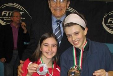 Tennistavolo: Gaia Smargiassi sfiora il titolo italiano di categoria