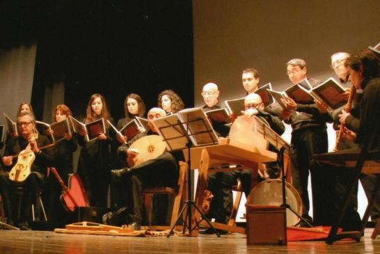 coro medievale
