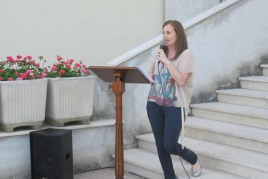 2 - La presentazione di Lucia Fiorillo