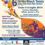 beach tennis lions vnc
