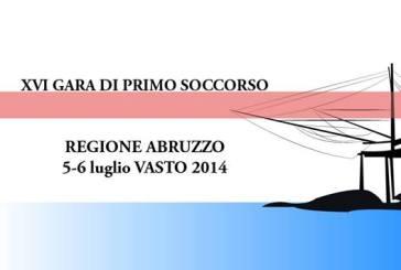 A Vasto la XVI Gara regionale Abruzzo di primo soccorso della Croce Rossa Italiana