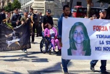 Stamattina la manifestazione di solidarietà per Eleonora Gizzi