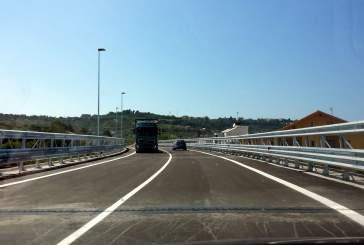 Viadotto a senso unico alternato