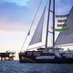 La Rainbow Warrior, nave simbolo di Greenpeace