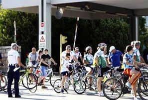 Ciclismo, bella giornata di sport a San Salvo