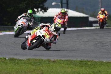 MotoGP: a Brno Iannone vola in prima fila