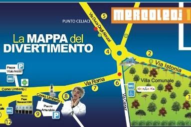 nottambula 2014 mappa