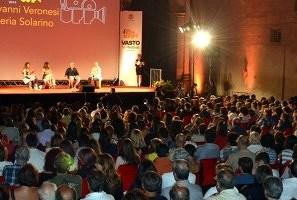 La coppia Solarino-Veronesi per la terza serata del Vasto Film Festival