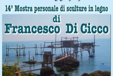 Inaugura la mostra dei trabocchi di Francesco Di Cicco