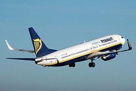 5800 selezioni Ryanair per i nuovi voli in Sicilia e Puglia