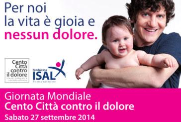 San Salvo: con ISAL la IV campagna di sensibilizzazione contro il dolore
